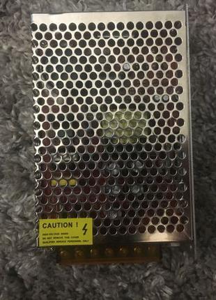 Блок питания 12 вольт, 6.5 ампер