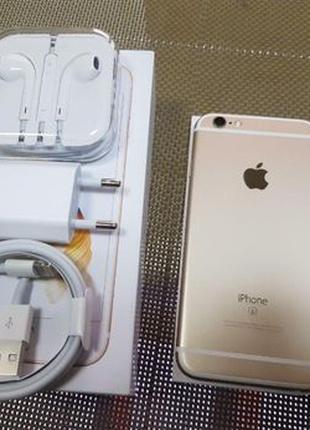 Apple iPhone 6s 32Gb. Gold ( neverlock ). от магазина, есть до...