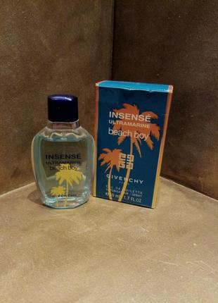 Givenchy insense ultramarine beach boy,мужская туалетная вода ...