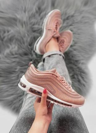 Nike air max 97 swarovski женские кроссовки найк рефлективные ...