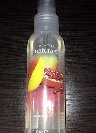 Спрей для тіла (антисептичний засіб вдома) avon naturals