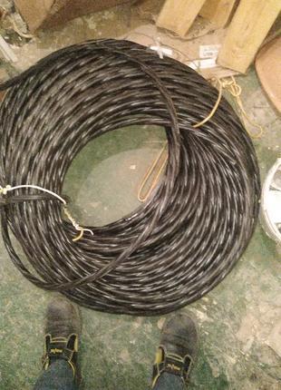 кабель 4х16 ввг нг ~120гр,при цене 168гр,есть 110метров
