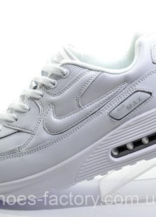 Кроссовки мужские Nike Air Max 90, Белые, купить со скидкой