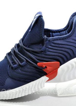 Мужские кроссовки Adidas Alphabounce Instinct Clima, Синие, ку...