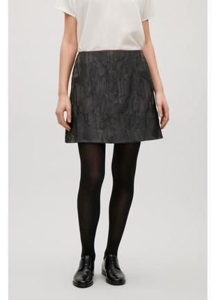 Cos юбка мини