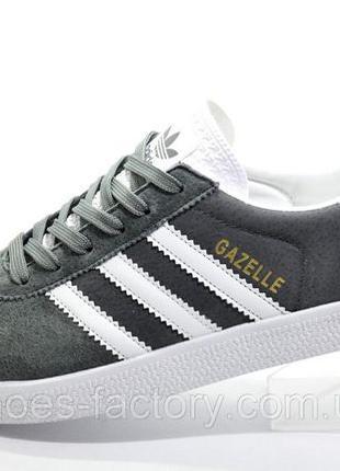Кроссовки мужские Adidas GAZELLE, Серые, купить со скидкой