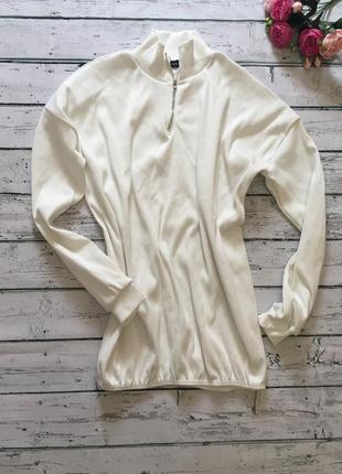 Новая кофта свитер в рубчик джемпер plt prettylittlething