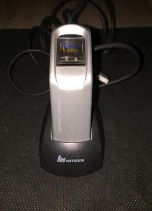 Сканер отпечатков пальцев USB Nitgen Fingkey Hamster