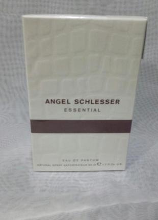 Angel schlesser essential 50мл оригинал,женская парфюмированна...