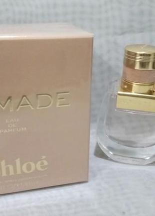 Nomade eau de parfum chloe 30мл женская парфюмированная вода