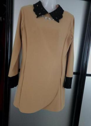 Суперовое нарядное платье классика,турция,размер s/m