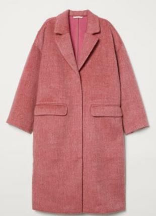 Пальто демисезонное большого размера