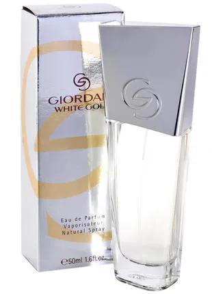 Giordani white gold Oriflame!