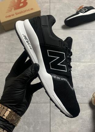Кроссовки new balance 247 black