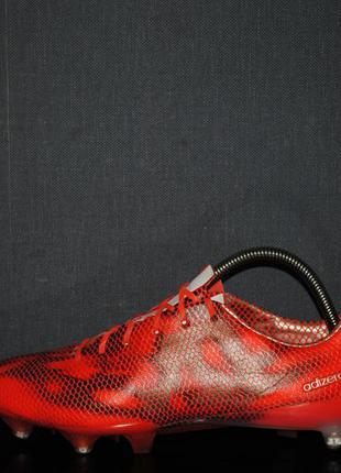 Бутсы adidas adizerо-f50 41 р