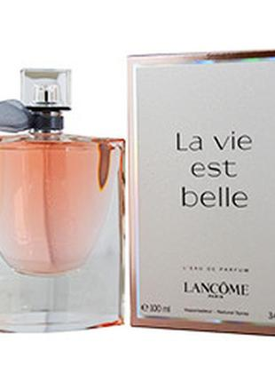 Lancome la vie est belle женская парфюмированная вода