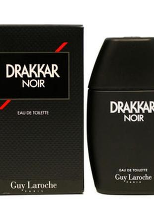 Guy laroche drakkar noir,50мл мужская туалетная вода