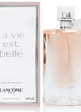Lancome la vie est belle туалетная вода 75 мл оригинал