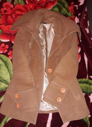 Короткое пальто от Frizman