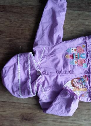 Куртка 3-4 г