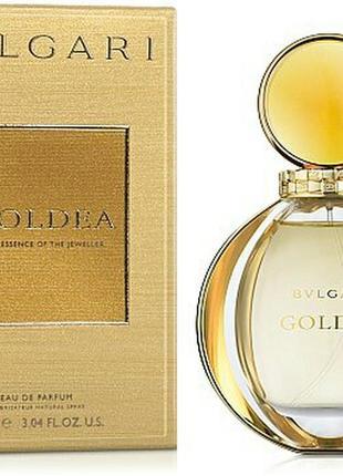 Bvlgari goldea парфюмированная вода 5мл,миниатюра