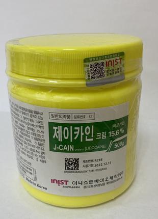 Анестетик J-Cain 15,6%