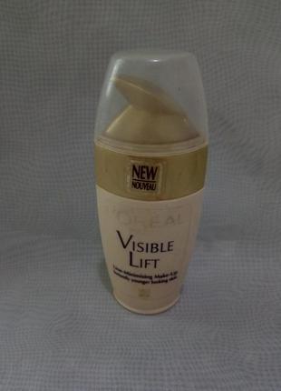 Тональный крем loreal visible lift 23 true beige