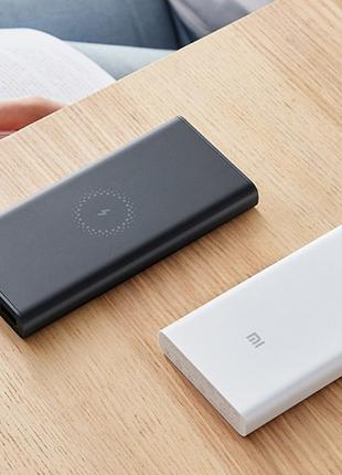 Power Bank Xiaomi Mi Wireless 10000mAh 3.0 black VXN4252CN