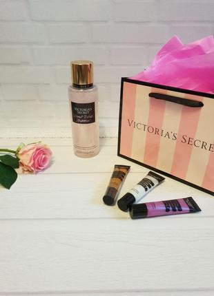 Спрей для тела velvet petals shimmer victoria´s secret 🔥акция!...