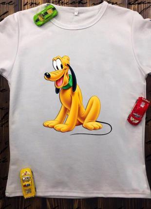 Детская футболка - плуто