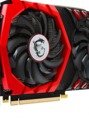 Видеокарта MSI GeForce GTX 1050 Ti Gaming 4GB GDDR5