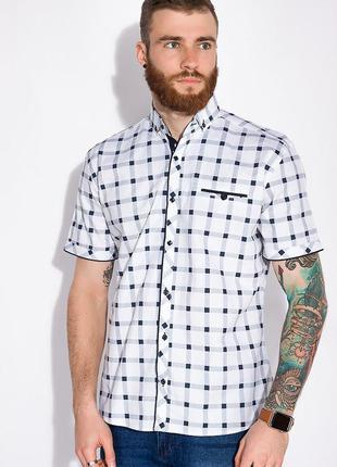 Рубашка мужская в стиле casual