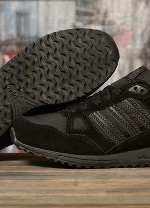 💣 кроссовки мужские 16763 ► adidas zx 750, черные