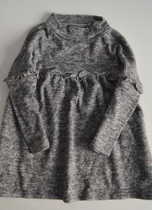 Платье некст на 9-12мес.