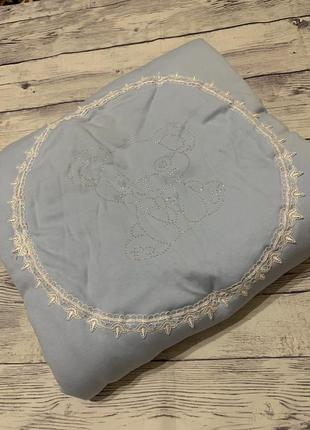 Конверт на выписку , одеяло