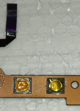 Кнопки аудио ноутбука DELL LATITUDE E7440