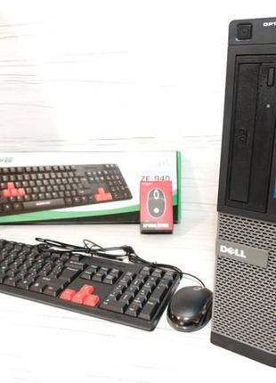 Системный блок/Компьютер/4ГБ/Core i5 3470 3.6GHz /+Клавиатура ...