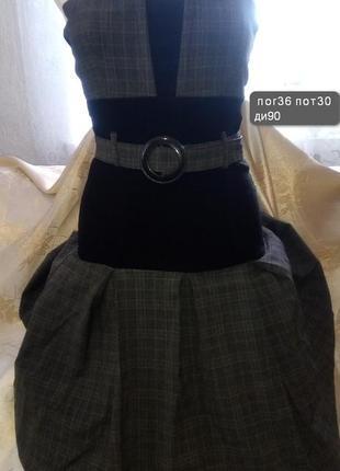 Платье -корсет. тм. dl defilelux