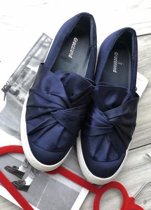 Слипоны туфли фирменные германия 36