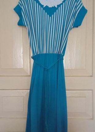 Платье для жаркого лета.