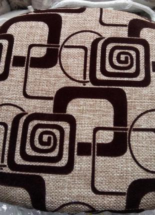 Чехлы на табурет на резинке ткань гобилен