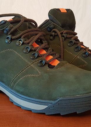 Зимние мужские ботинки 41 р-р