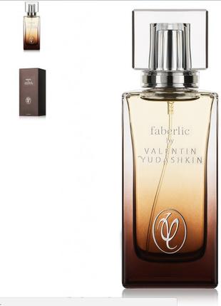 -70%парфюмерная вода для мужчин faberlic by valentin yudashkin...