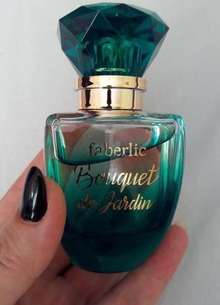 Парфюмерная вода для женщин bouquet de jardin.акция!!!