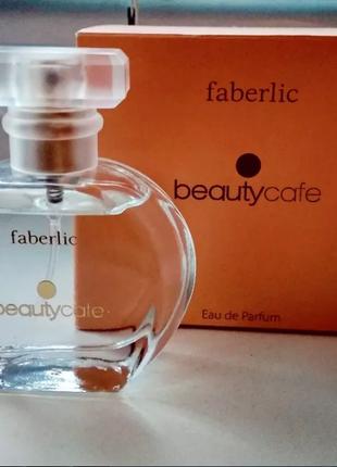 Парфюмерная вода для женщин beauty cafe 30мл