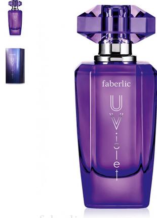 Парфюмерная вода для женщин uviolet