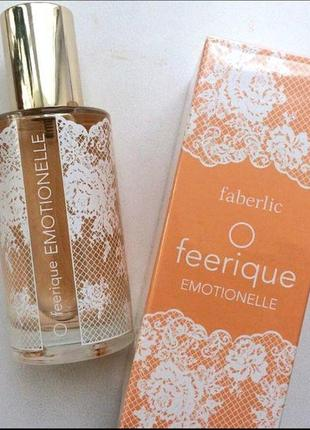 Парфюмерная вода для женщин o feerique emotionelle