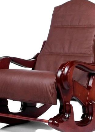 Кресло Качалка Массив с дерева.