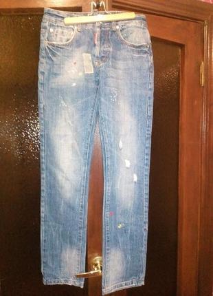 Брюки джинсы мужские