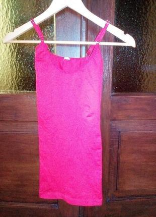 Платье — втяжка безшовное